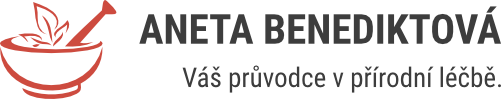 Aneta Benediktová - Váš průvodce v přírodní léčbě.